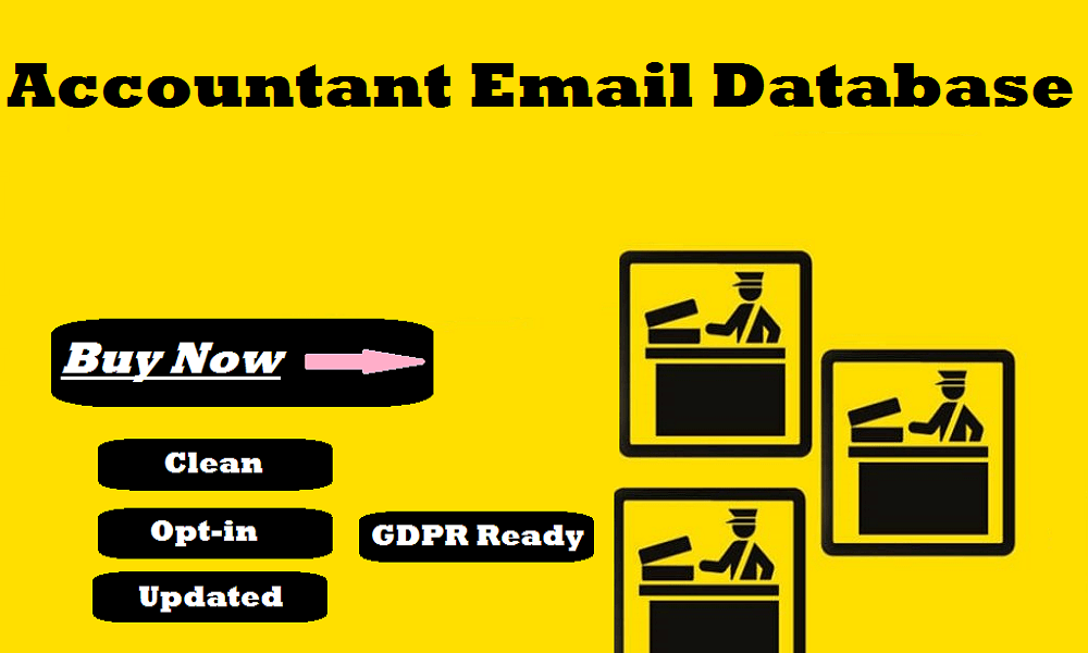 Accountant Email Database-1