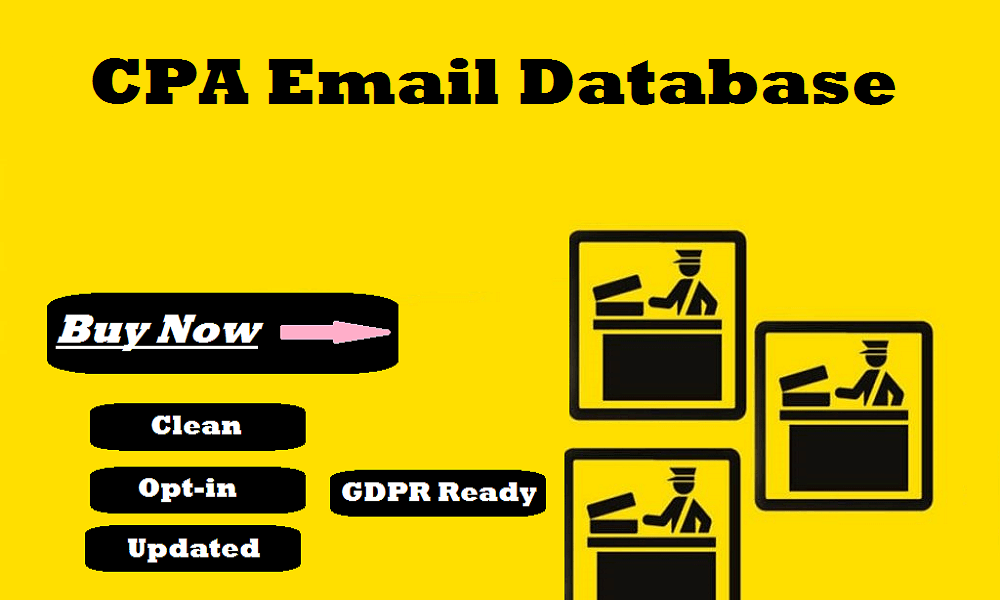CPA Email Database