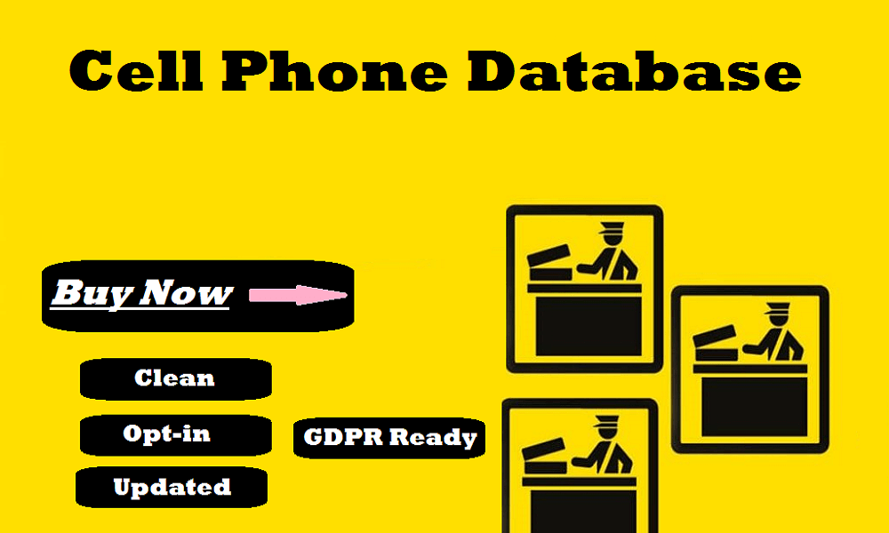 Cell Phone Database