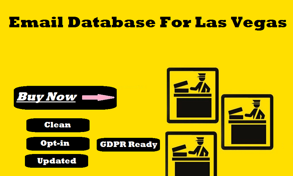 Email Database For Las Vegas